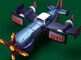 AIRHEART: Rammer Airplane