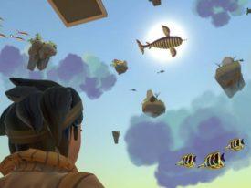 AIRHEART: Story Screen WIP II