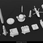 Stellar Commanders 3D WIP Part 1: Initial Prototype